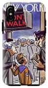 New Yorker January 24 1959 IPhone X Tough Case