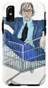 Jarvis Cocker 'off Yer Trolley' IPhone X Tough Case