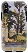 Jas_de_bouffan_after_cezanne IPhone X Tough Case