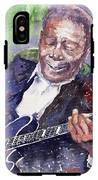 Jazz B B King 06 IPhone X Tough Case