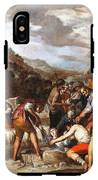 Joseph Sold By His Brothers IPhone X Tough Case