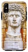 Julius Caesar At Vatican Museums 2 IPhone X Tough Case