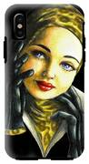 Kathrine IPhone X Tough Case