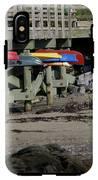 Kayak Rack IPhone X Tough Case