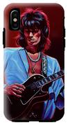 Keith Richards The Riffmaster IPhone X Tough Case