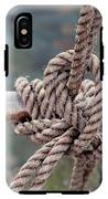 Knot Of My Warf IPhone X Tough Case