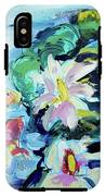 Koi Fish And Water Lilies IPhone X Tough Case