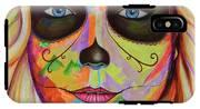 La Catrina IPhone X Tough Case