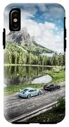 Laferrari And Gt3rs In The Dolomites IPhone X Tough Case