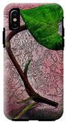Leaf IPhone X Tough Case