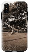 Leaning Tree IPhone X Tough Case