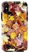 Leaves Of Fall IPhone X Tough Case