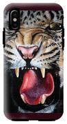 Leopard Face IPhone X Tough Case