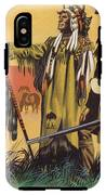Lewis And Clark Expedition Scene IPhone X Tough Case