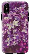 Lilacs IPhone X Tough Case
