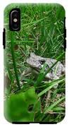 Little Frog Big Voice IPhone X Tough Case
