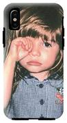 Little Girl Blue IPhone X Tough Case
