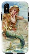 Little Mermaid IPhone X Tough Case