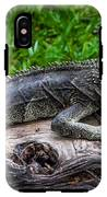 Lizard At The Zoo IPhone X Tough Case