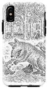 Loaner Dog IPhone X Tough Case