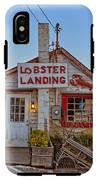 Lobster Landing Sunset IPhone X Tough Case