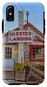 Lobster Landing Sunset IPhone X Tough Case