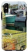 Lobster Traps In Galilee IPhone X Tough Case