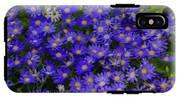 Longwood Hybrid Cineraria IPhone X Tough Case