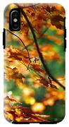 Lost In Leaves IPhone X Tough Case