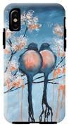 Love Birds IPhone X Tough Case