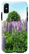 Lupins And Flocks IPhone X Tough Case