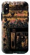 Machine Details IPhone X Tough Case