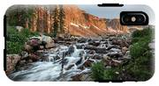Madicine Bow Waterfall IPhone X Tough Case