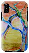 Magical Tree IPhone X Tough Case