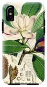 Magnolia Hodgsonii IPhone X Tough Case
