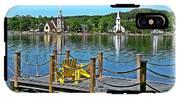 Mahone Bay Nova Scotia IPhone X Tough Case