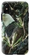 Mama Eagle  IPhone X Tough Case