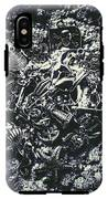 Marine Elemental Abstraction IPhone X Tough Case