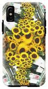 Market Flowers IPhone X Tough Case