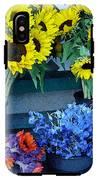 Market Fresh In Watercolor IPhone X Tough Case