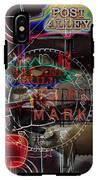 Market Medley IPhone X Tough Case