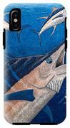 Marlin And Ahi IPhone X Tough Case