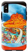 martin-hardy-BellRock3 IPhone X Tough Case