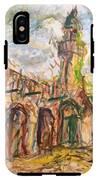 Masjed II IPhone X Tough Case