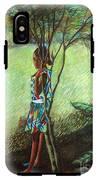 Massiel IPhone X Tough Case