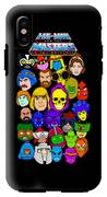Masters Of The Universe Collage IPhone X Tough Case