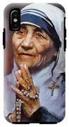 Mother Teresa IPhone X Tough Case
