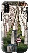 Memorial Day IPhone X Tough Case