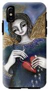 Mender Of Hearts Angel IPhone X Tough Case
