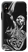 Michael Jordan  IPhone X Tough Case